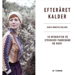 Efteråret kalder - Marie Mønster Døllner bog