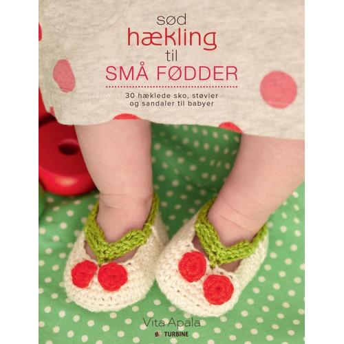 Sød hækling til små fødder