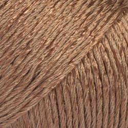 Drops Cotton Viscose UNI farve 26 kastanje brun