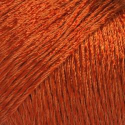 Drops Cotton Viscose UNI farve 06 rust