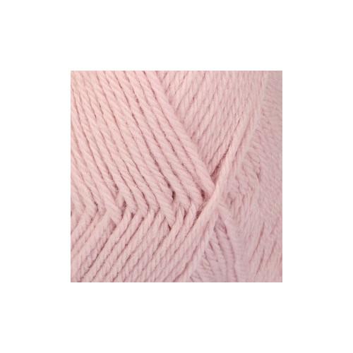 Drops Lima UNI 3145 støvet rosa