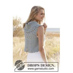Vivien by DROPS Design S-XXXL DROPS MERINO EXTRA FINE