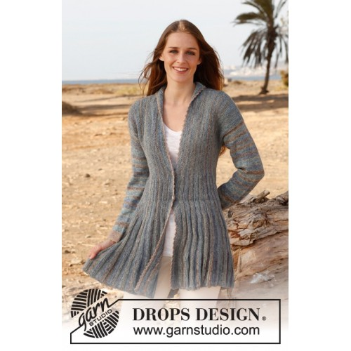 Stormcloud by DROPS Design S-XXXL DROPS FABEL