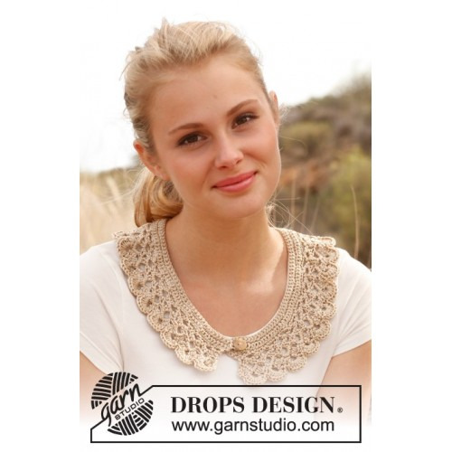 Nostalgie by DROPS Design One-size DROPS COTTON VISCOSE