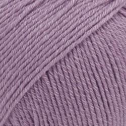 Drops Cotton Merino UNI farve 23 lavendel