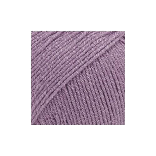Drops Cotten Merino UNI farve 23 lavendel