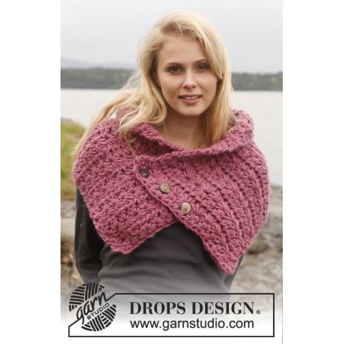 Stella by DROPS Design S-XXXL DROPS ESKIMO