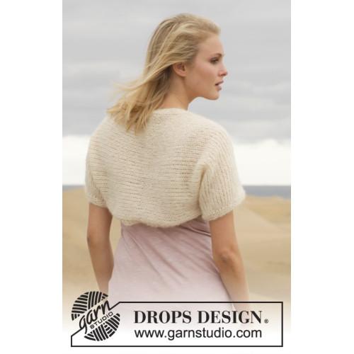 Lisette by DROPS Design S-XXXL DROPS BRUSHED ALPACA SILK