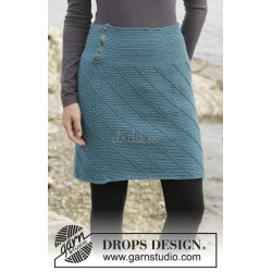 Miss Moneypenny by DROPS Design S-XXXL DROPS MERINO EXTRA FINE