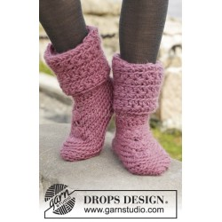Sweet Spirited by DROPS Design 35-43 DROPS ESKIMO