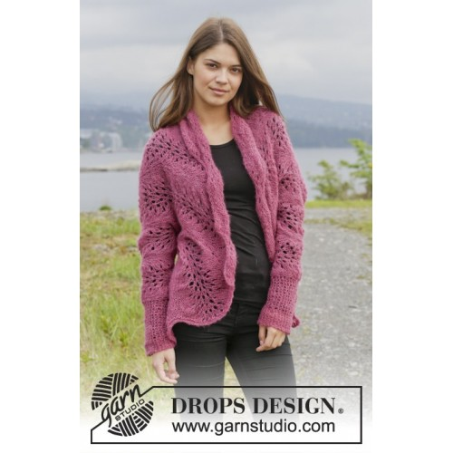 Let's Dance by DROPS Design XS-XXL DROPS BRUSHED ALPACA SILK