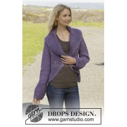 Saralyn by DROPS Design S-XXXL DROPS BIG MERINO