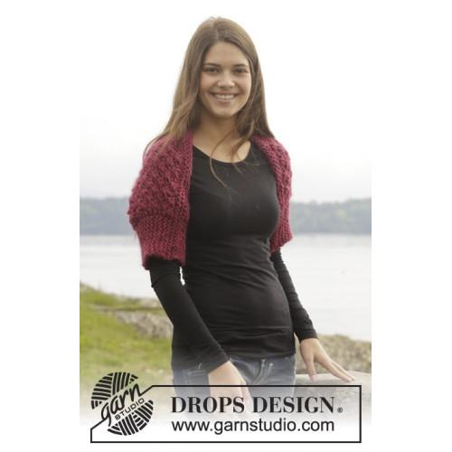 Love Me Do by DROPS Design S-XXXL DROPS ESKIMO
