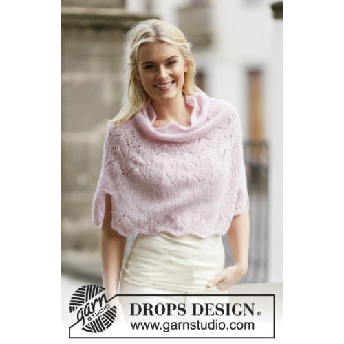 Embrace by DROPS Design S-XXXL DROPS BRUSHED ALPACA SILK