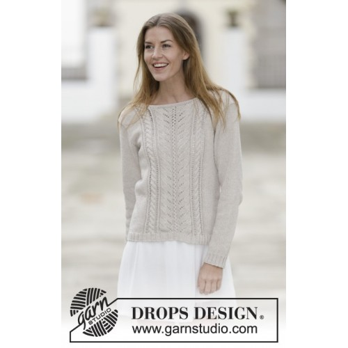 Darling by DROPS Design S-XXXL DROPS COTTON LIGHT