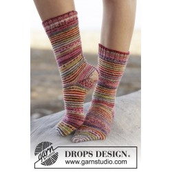 Mambo! by DROPS Design 35-43 DROPS FABEL