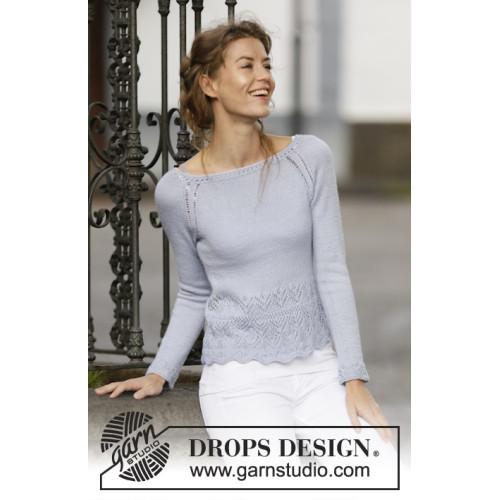 Juliana by DROPS Design S-XXXL DROPS BABYALPACA SILK