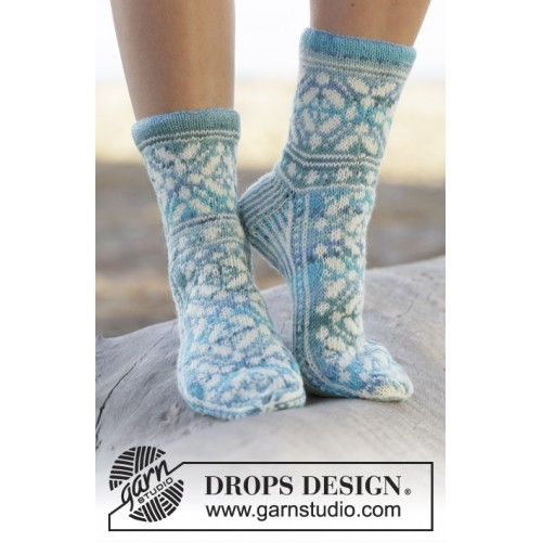 Ice Magic by DROPS Design 35-43 DROPS FABEL