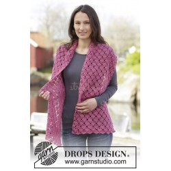 Afternoon Tune by DROPS Design One-size DROPS BABY MERINO