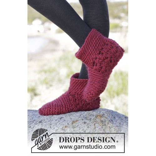 Chassé by DROPS Design 35-43 DROPS POLARIS
