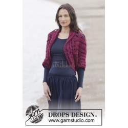 Holly Berry by DROPS Design S-XXXL DROPS BIG MERINO