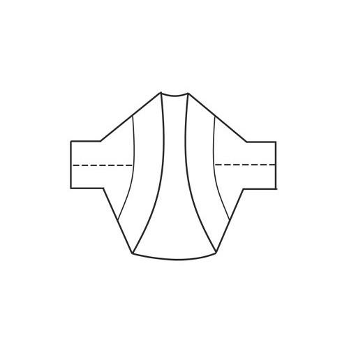 Holly Berry by DROPS Design S-XXXL DROPS BIG MERINO