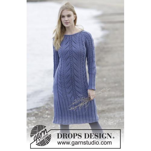 Regal Splendour by DROPS Design S-XXXL DROPS NEPAL