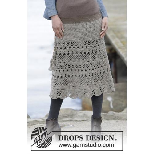 Lady Lace by DROPS Design S-XXXL DROPS MERINO EXTRA FINE