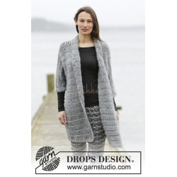 Loch Ness by DROPS Design S-XXXL DROPS CLOUD