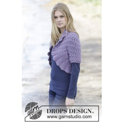 Forever yours by drops design s-xxxl drops merino extra fine garn