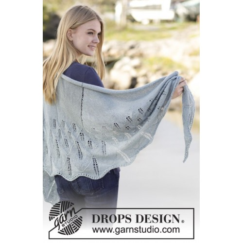 Soft Hug by DROPS Design One-size DROPS BABYALPACA SILK