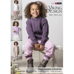 Viking katalog 1516, pige 2-10 år