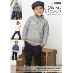 Viking katalog 1517, dreng 2-10 år