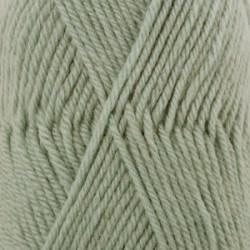 Drops Karisma UNI farve 69 lys grågrøn