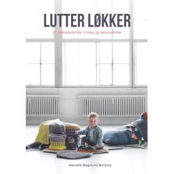 Lutter løkker - Jeanette Bøgelund Bentzen bog