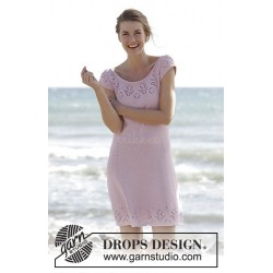 Beach Date by DROPS Design S-XXXL DROPS MUSKAT