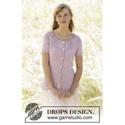 Becca Cardigan by DROPS Design S-XXXL DROPS PARIS