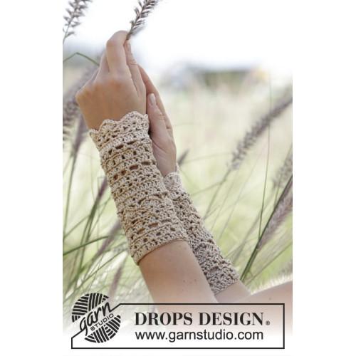 Troy by DROPS Design S-XL DROPS COTTON VISCOSE