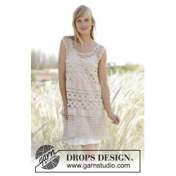 Summer Bliss by DROPS Design S-XXXL DROPS BELLE