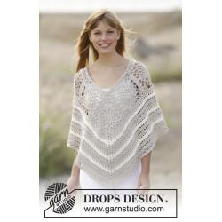 Sweet Martine by DROPS Design S-XXXL DROPS COTTON LIGHT