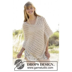Creme Caramel by DROPS Design S-XXXL DROPS CLOUD