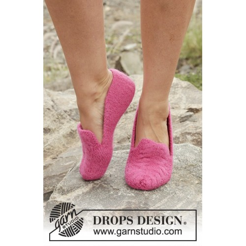 Cozy June by DROPS Design 35-43 DROPS LIMA