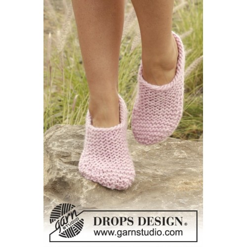 Way of Roses by DROPS Design 35-42 DROPS ESKIMO