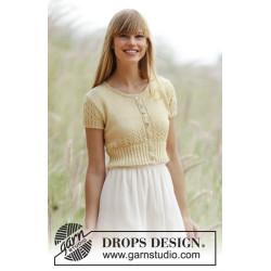 Spring Fling by DROPS Design S-XXXL DROPS ALPACA