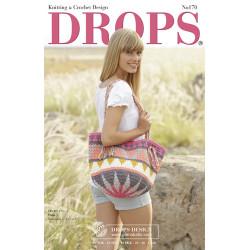 Drops katalog 170. Forår og sommer 2016