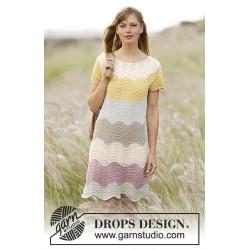 Making Waves by DROPS Design S-XXXL DROPS BELLE