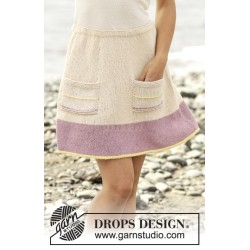 Spring Belle by DROPS Design S-XXXL DROPS BELLE