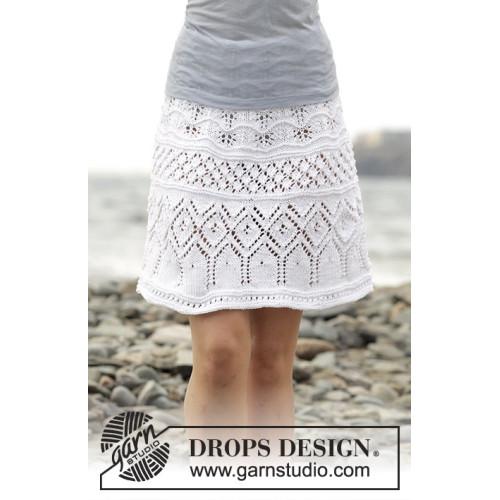 Summer Elegance by DROPS Design S-XXXL DROPS MUSKAT