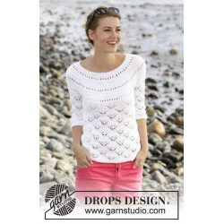 Clara by DROPS Design S-XXXL DROPS COTTON LIGHT