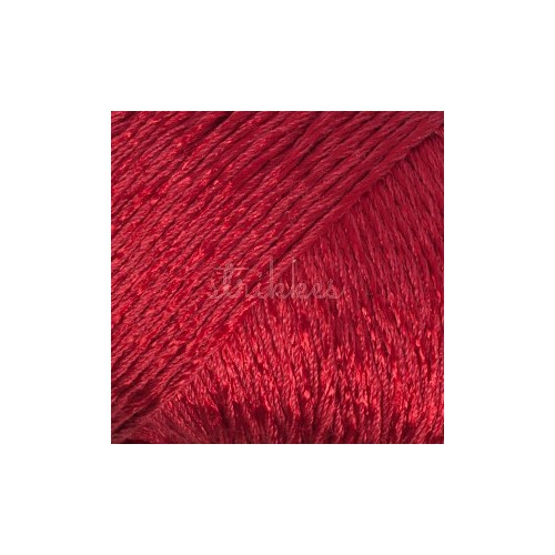 Drops Cotton Viscose UNI farve 07 vinrød